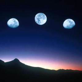 Lunar Cycles Perigee & Apogee